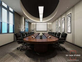 Corporate Visualization by 3D Casa Studio