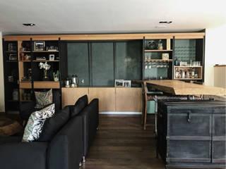 A_7: Salas de estilo  por Onno Arquitectos,
