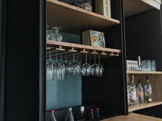A_7 Salones modernos de Onno Arquitectos Moderno