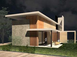 Houses by Pablo Pascale Arquitectura, Eclectic