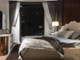 Klassische Schlafzimmer von ICON INTERIOR Klassisch