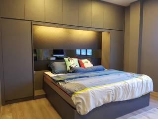 Project @ ukay perdana kanora cabinet BedroomBeds & headboards