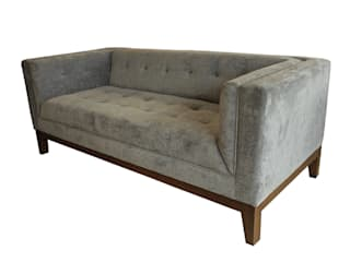 viku Living roomSofas & armchairs Textile Grey