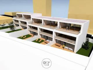Moderne Häuser von arcq.o | rui costa & simão ferreira arquitectos, Lda. Modern