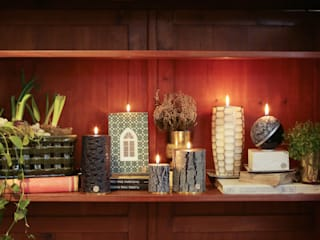 Decorative Candles: modern  by BE2ADORN-DECORATIVE CHARM CANDLES, Modern
