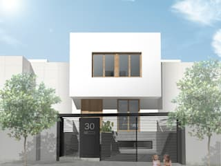 Casas de estilo  por Reformmia