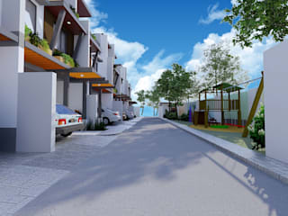 Structura Architects Conjunto residencial