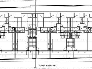 Prédio de habitação multifamiliar Estoril por ARQ|EMA