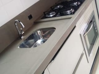 Grannobre marmoraria Unit dapur Kuarsa