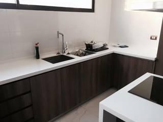 Remodelación de Cocina en Santiago de AUTANA estudio Moderno