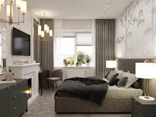 Bedroom by 3D GROUP, Classic
