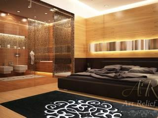 3D – nowoczesne dywany od ArtRelief S.C. Nowoczesny