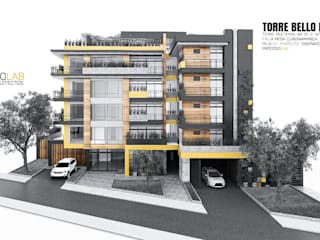 by ProcesoLAB Arquitectos Industrial