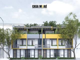 Minimalist house by ProcesoLAB Arquitectos Minimalist