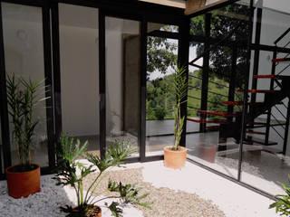 Garden by Arquitectura y Visualización, Modern