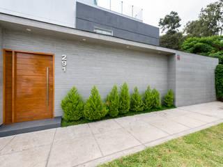 Casa del Parque de ROMO ARQUITECTOS Moderno