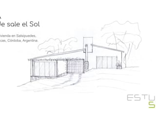 CADA DONDE SALE EL SOL Casas rurales de Estudio5314 Rural