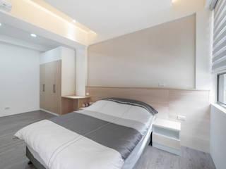簡單大方的設計 根據 藏私系統傢俱 北歐風