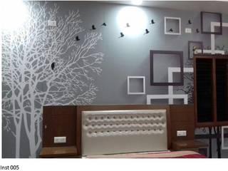 Customised & Standard Wallpapers:   by Nikkam V Designs,