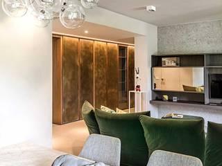 NATURALLY Soggiorno moderno di Flussocreativo Design Studio Moderno