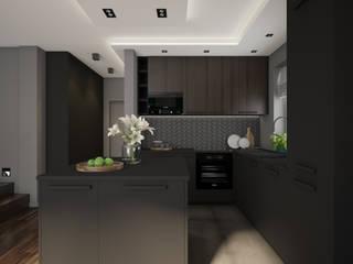 Cocinas de estilo moderno de Nevi Studio Moderno