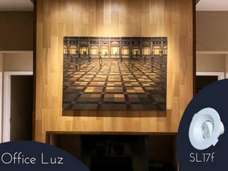 LUMINARIAS DE EMBUTIR LED SL17F 8W:  de estilo  por OFFICE LUZ  ILUMINACION
