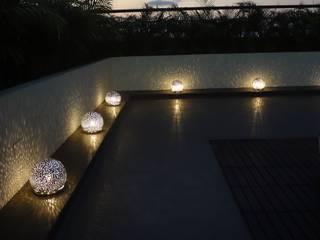 Remodelación de Terraza en Barquisimeto:  de estilo tropical por AUTANA estudio, Tropical