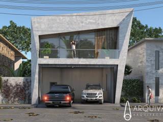 Casa de Bedut de Arquival Arquitecto Renderista