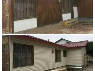 Remodelacion Casa Playa:  de estilo  por Minimodo