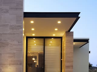 Balkon, Beranda & Teras Modern Oleh Elias Braun Architecture Modern