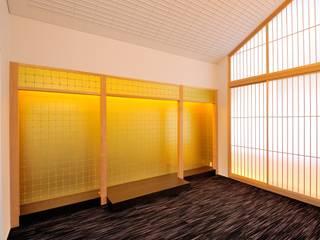 東京デザインパーティー|照明デザイン 特注照明器具 Asian style media room
