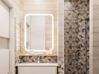 Badezimmer von DesArch Studio, Modern
