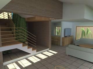 Naucalpan de A+P Arquitectos, El arte de crear espacios Moderno