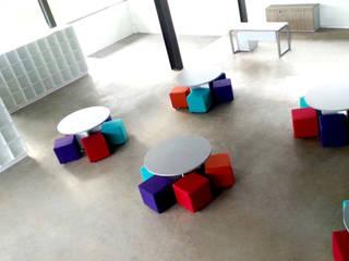 Biblioteca EDUSER - Poliarte de Poliarte, muebles de oficina Moderno