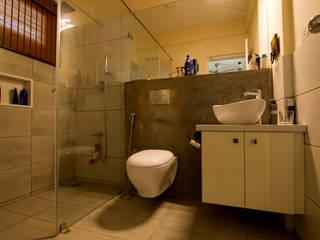 Bathroom Modern bathroom by de square Modern Concrete
