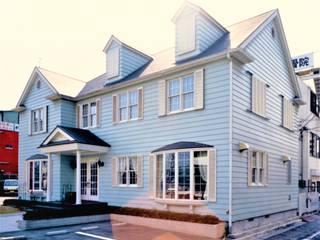 本格輸入住宅のスイートホームです。: スイートホーム株式会社が手掛けた一戸建て住宅です。,