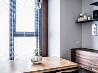 恆星商業有限公司 Industrial style dining room Metal Grey