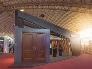FERIA EXPO ESTILO CASA 2018 de Maretich Aberturas de Madera Moderno