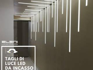 EL119 Taglio di luce indiretta a soffitto:  in stile  di Eleni Lighting