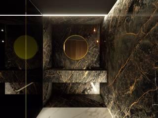 Salle de bain moderne par Construcciones ARSA Moderne