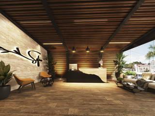 de RAHE arquitectos Moderno