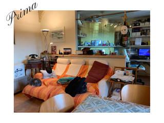 Home Staging appartamento abitato a Roma/Garbatella di 𝗗𝗢𝗠𝗨𝗦𝘁𝗮𝗴𝗶𝗻𝗴 𝑑𝑖 𝑀𝑎𝑟𝑧𝑖𝑎 𝑀𝑜𝑠𝑐𝑎𝑟𝑑𝑖