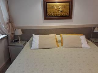 Dormitorio por moveis prisma & moveis bamberg Moderno