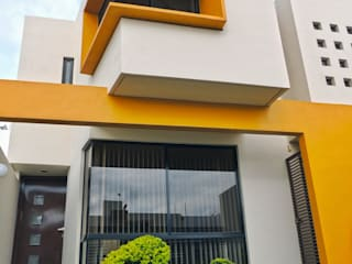 Casa Tesalia | 2013 Casas minimalistas de DOOR Arquitectos Minimalista