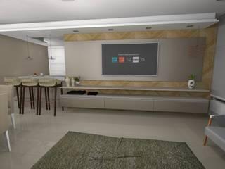 Modern living room by Arq.im Modern