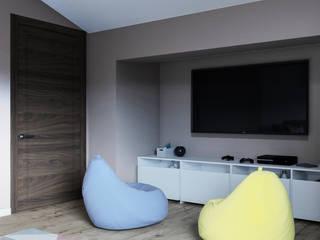 Игровая: Детские комнаты в . Автор – DesignNika