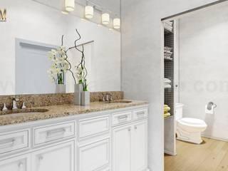Baños de estilo  de Yantram Architectural Design Studio