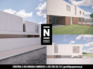 Single family home by Grupo Norma, Modern