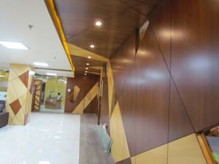 Corporate Office For Menajee :   by Zaxis,