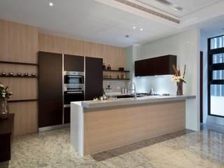 Tủ bếp theo 大桓設計顧問有限公司, Bắc Âu